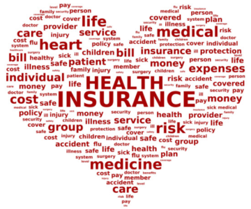 We can help with your Health Insurance!