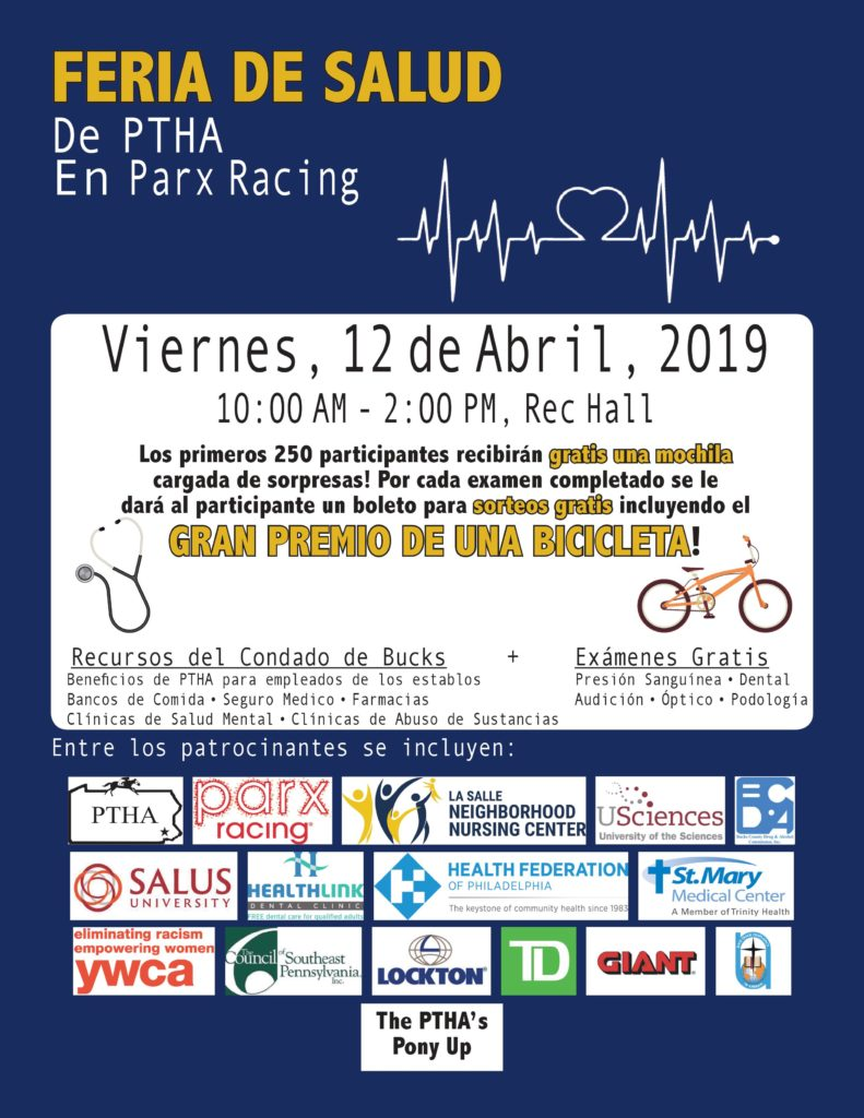 health fair poster_Spanish