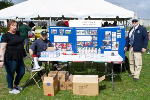 2019 Backstretch Health Fair